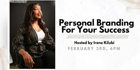 Personal Branding For Your Success tickets