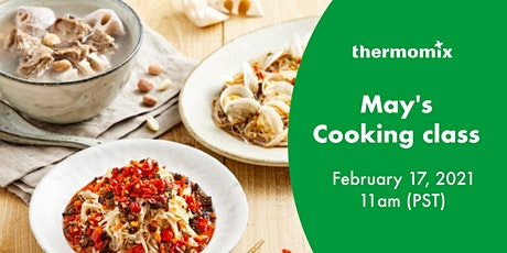 May's Healthy Cooking Class ★ May 養生線上烹飪班 tickets