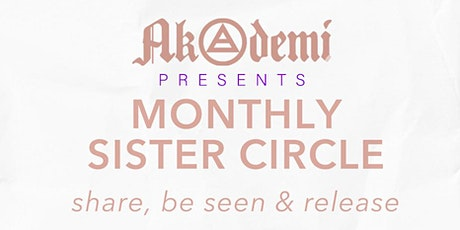 Monthly Sister Circle tickets