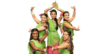 FREE Fitzroy Dance Class - Jhoom Bollywood - Wednesday 3rd Nov 2021 tickets