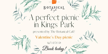 Valentine's Day Picnic  in Kings Park | Presented by The Botanical Café tickets