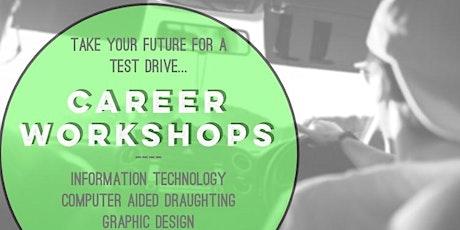 iStudent Academy JHB  Graphic Design Workshop tickets