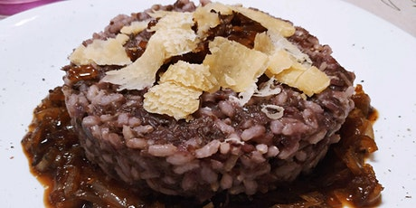Italian Vegan Cooking Class -Risotto with radish and caramelised onions tickets