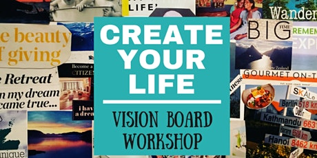 Vision Board 2021 tickets