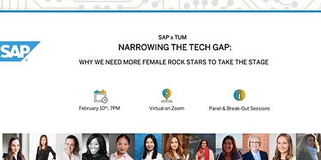 Women at SAP Panel Discussion tickets