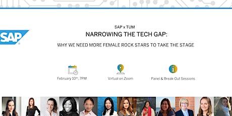 Women at SAP Panel Discussion biglietti