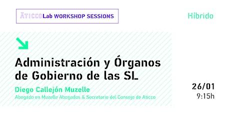 AticcoLab Workshop Sessions | Administración y Órganos de Gobierno de lasSL entradas