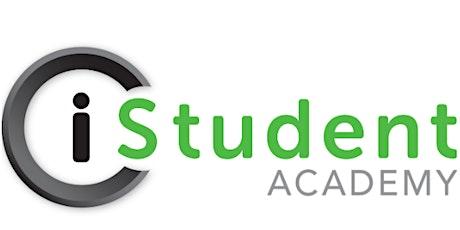 iStudent Academy FINAL Registration Day tickets