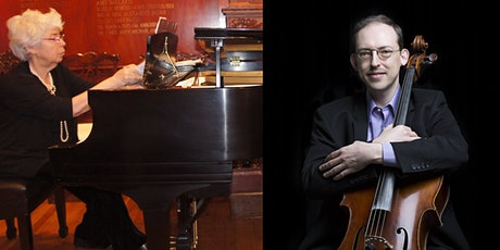 Unjustly Neglected Works For Cello And Piano tickets
