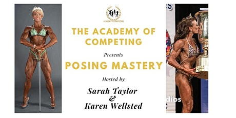 The Academy of Competing: Posing Mastery Event tickets