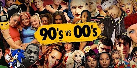 Friday Disco #28: 90's vs 00's tickets