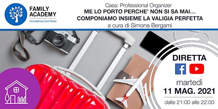 Immagine ME LO PORTO PERCHE' NON SI SA MAI…COMPONIAMO INSIEME LA VALIGIA PERFETTA