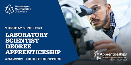 Laboratory Scientist Degree Apprenticeship Webinar tickets
