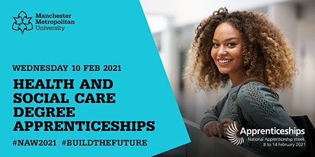 Health and Social Care Degree Apprenticeship Employer Webinar tickets