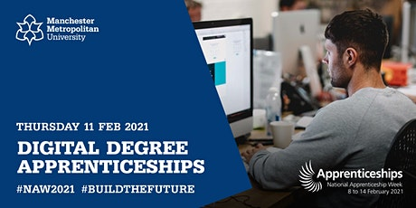 Digital Degree Apprenticeship Employer Webinar tickets