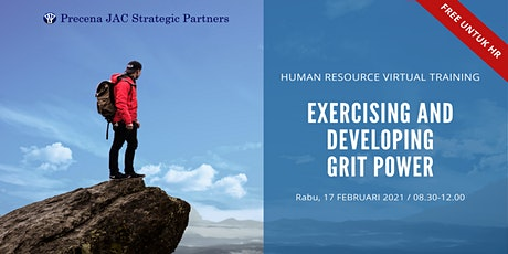 Exercising and Developing Grit Power tickets
