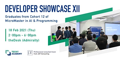 Developer Showcase XII