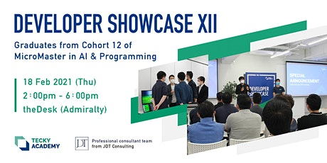Developer Showcase XII tickets
