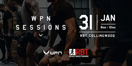 WPN Sessions Melbourne tickets