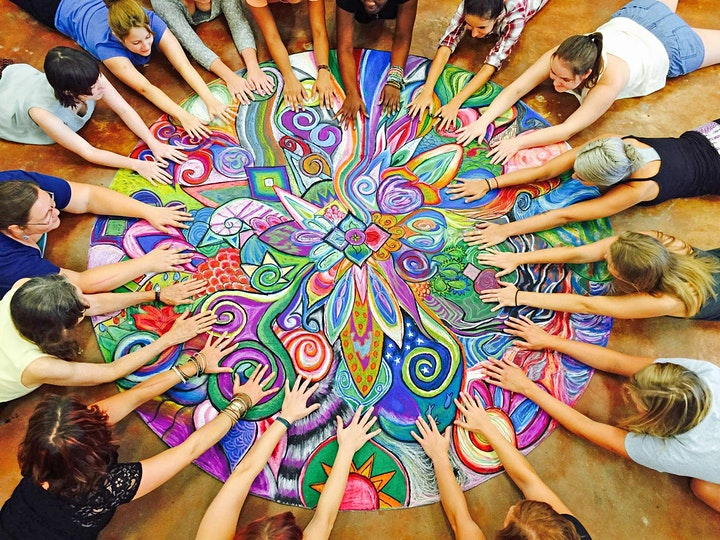 Expressive Arts Therapy for the Community - A New Dynamic of  Living image