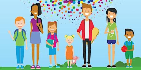 Child Exploitation Prevention in East Birmingham - Parent Support tickets