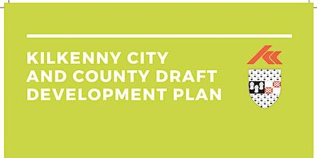 "Kilkenny City and County Draft Development Plan ""Heritage"" tickets"