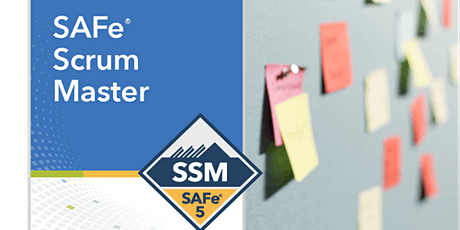 SAFe® 5.0 Scrum Master med certificering 17. og 19. maj tickets