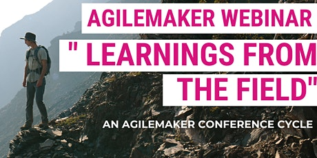 AGILEmaker conference cycle: Transformation program Pfizer tickets