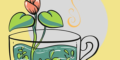 Online herbal tea tasting: sharing traditional knowledge tickets