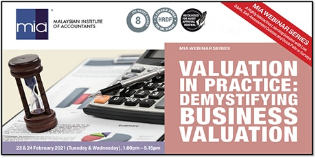Valuation in Practice: Demystifying Business Valuation tickets
