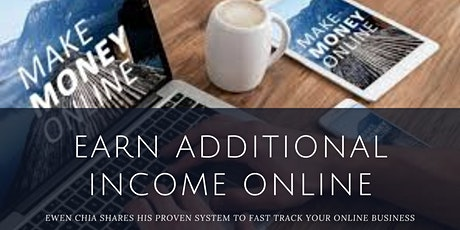 [Webinar\ Earn Additional Income Online From Home tickets