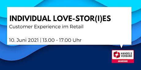 SEMINAR Individual Love-Stor(i)es Tickets