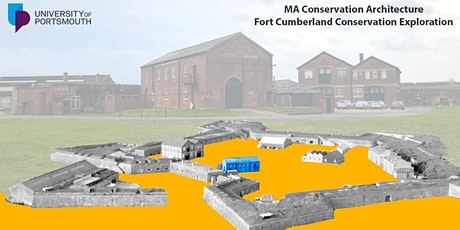RIBA S/SE Conservation Group - Fort Cumberland Conservation Exploration tickets