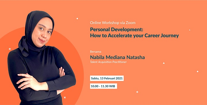 Personal Development: How to Accelerate Your Career Journey image