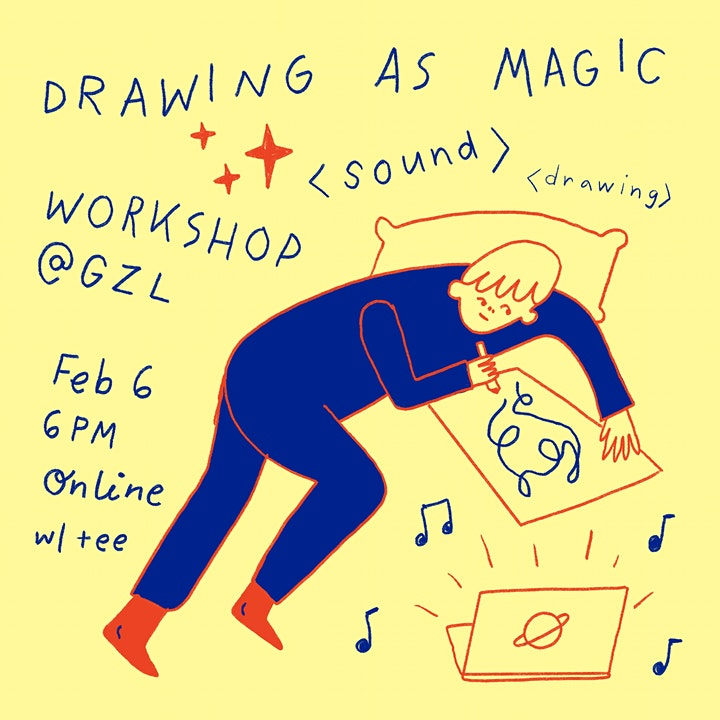 Drawing as Magic: Sound ✨ image