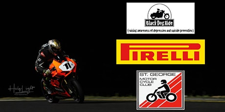 SPECTATORS or CREW for  St George Summer Night Races Saturday Feb 6th 2021 tickets