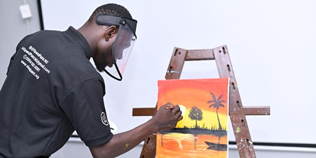 Things to do in Lagos : Sip and Paint . NG AT The Metaphor tickets
