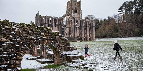 Timed entry to Fountains Abbey & Studley Royal Water Garden (25 Jan-31 Jan) tickets