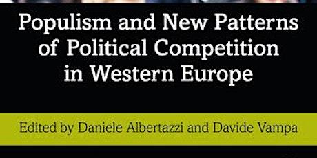 REPRESENT Seminar on Populism with Daniele Albertazzi and Davide Vampa tickets