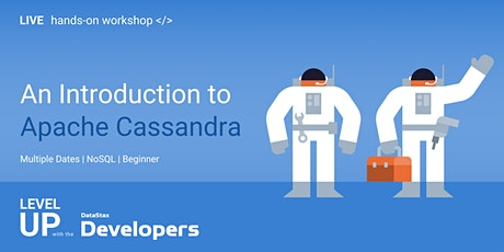 Cloud-Native Workshop: Introduction to Apache Cassandra™ for Developers tickets