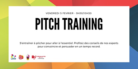 Pitch Training billets