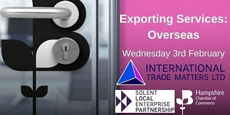 Exporting Services: Overseas tickets