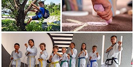 Abenteuer-Camp für Kinder! Tickets