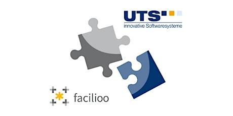 Mit Partnern im Gespräch – UTS + facilioo Tickets