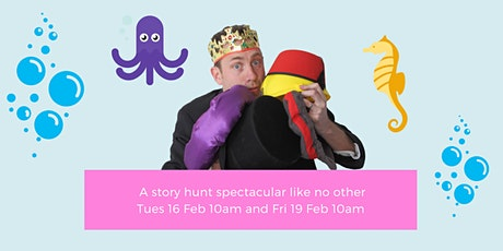Story Hunt session 2- Under the Sea Adventure tickets