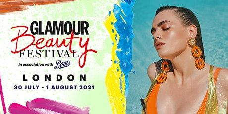 GLAMOUR Beauty Festival London tickets