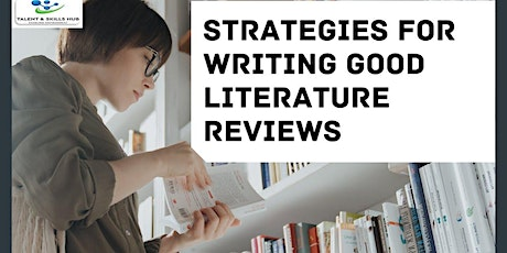 Strategies for Writing Effective Literature Review tickets