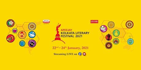 Apeejay Kolkata Literary Festival 2021 tickets