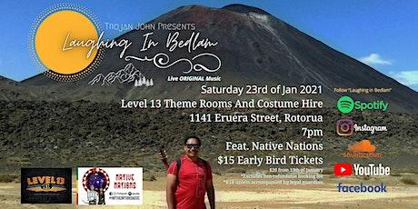 "Trojan-John Presents ""Laughing In Bedlam"" tickets"