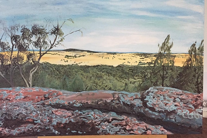 Create Narrandera - An Intro to Riverina Landscapes w/end Workshop image